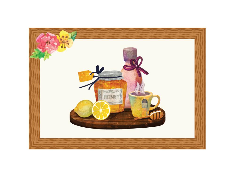 Папертоль Чай с медом — главное фото сюжета.