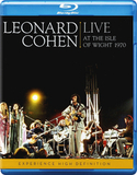 Leonard Cohen ‎/ Live At The Isle Of Wight 1970 (Blu-ray)