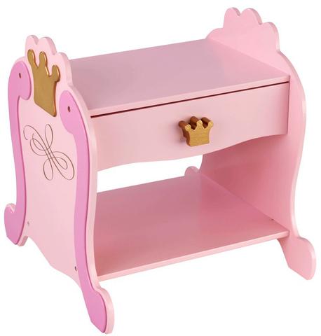 KidKraft Принцесса Princess Toddler Table - прикроватный столик 76124_KE
