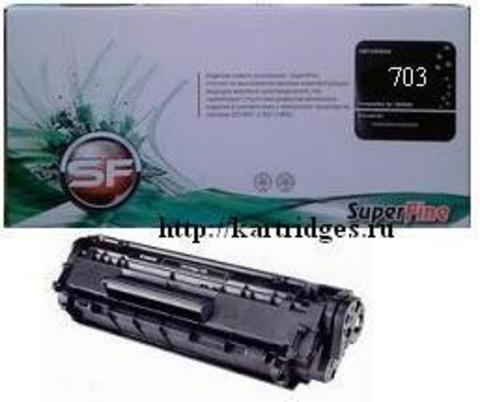 Картридж SuperFine SF-703