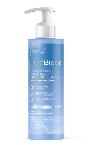 Белита-М TrueBiotic Нежный гель с пробиотиком для интимной гигиены 190г
