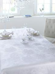Скатерть 130x170 Curt Bauer Diana белая