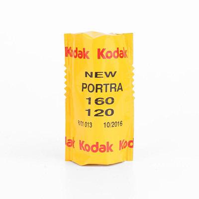Цветная фотопленка Kodak Portra 160 120