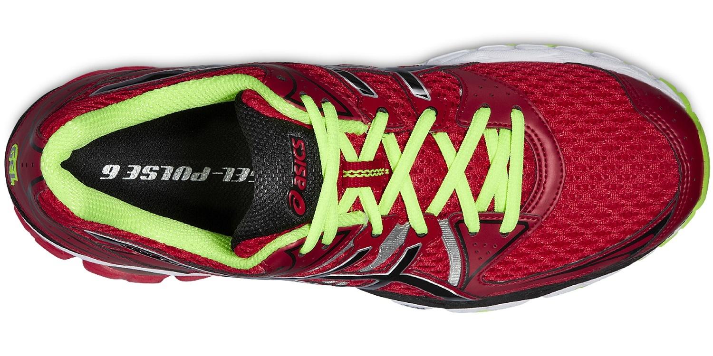 Мужские кроссовки для бега Asics Gel-Pulse 6 (T4A3N 2399) красные