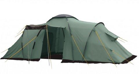 Палатка BTrace Ruswell 6 (зеленый)