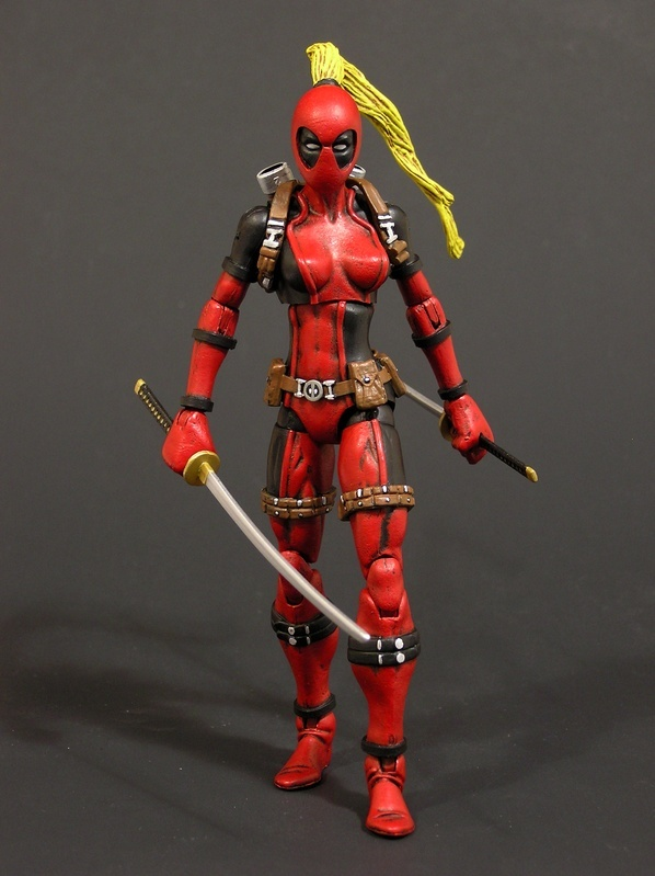 Леди Дэдпул - (Lady Deadpool) - Marvel Select
