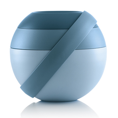 Ланч-бокс Zero синий