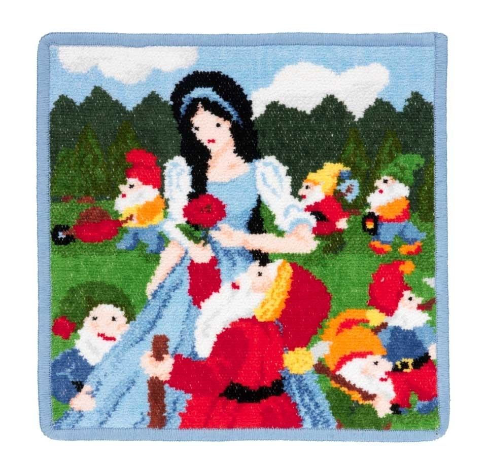 Элитная наволочка декоративная шенилловая Marchen Snow White от Feiler