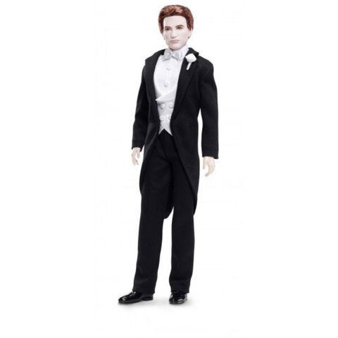 Коллекционная Кукла Эдвард из саги «Сумерки: Рассвет. Часть 1», Mattel