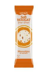 Нуга с апельсином Minos 70 гр.