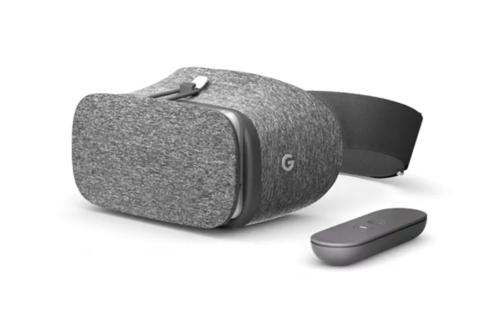 Очки виртуальной реальности Google Daydream View