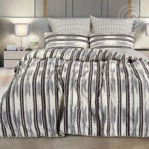 Комплект постельного белья 2 спальный Велюр Уэльс
