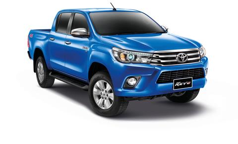 Задняя Пневмоподвеска Toyota Hilux