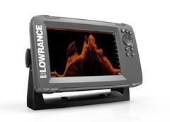 Эхолот-плоттер Lowrance HOOK2-7x GPS с датчиком SplitShot