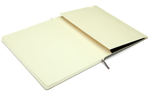 Moleskine XLarge Soft Ruled Notebook