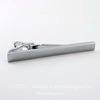 Зажим для галстука (цвет - античное серебро) 57х19х6 мм