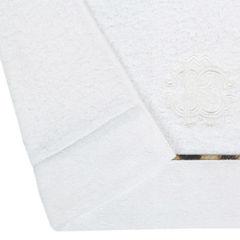 Набор полотенец 5 шт Roberto Cavalli Basic белый