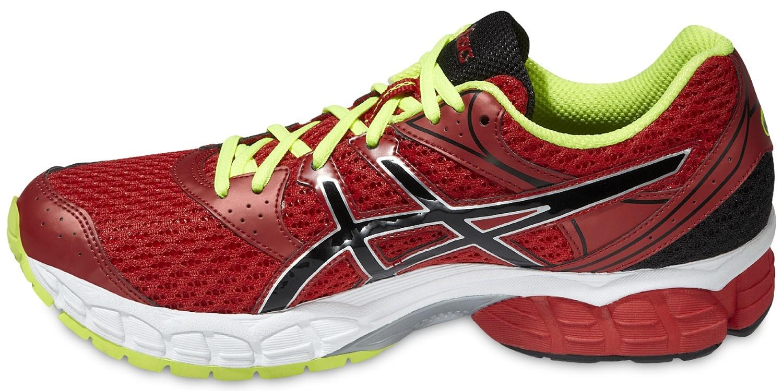 Мужская беговая обувь Asics Gel-Pulse 6 (T4A3N 2399) красные