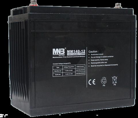Аккумуляторы MNB MM 140-12 - фото 1
