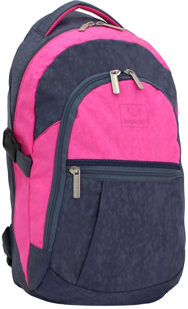 Городские рюкзаки Рюкзак Bagland Ярослав 27 л. Серый/розовый (0017570) bd49f03361b51dcc9ecb44da1bf893d1.JPG