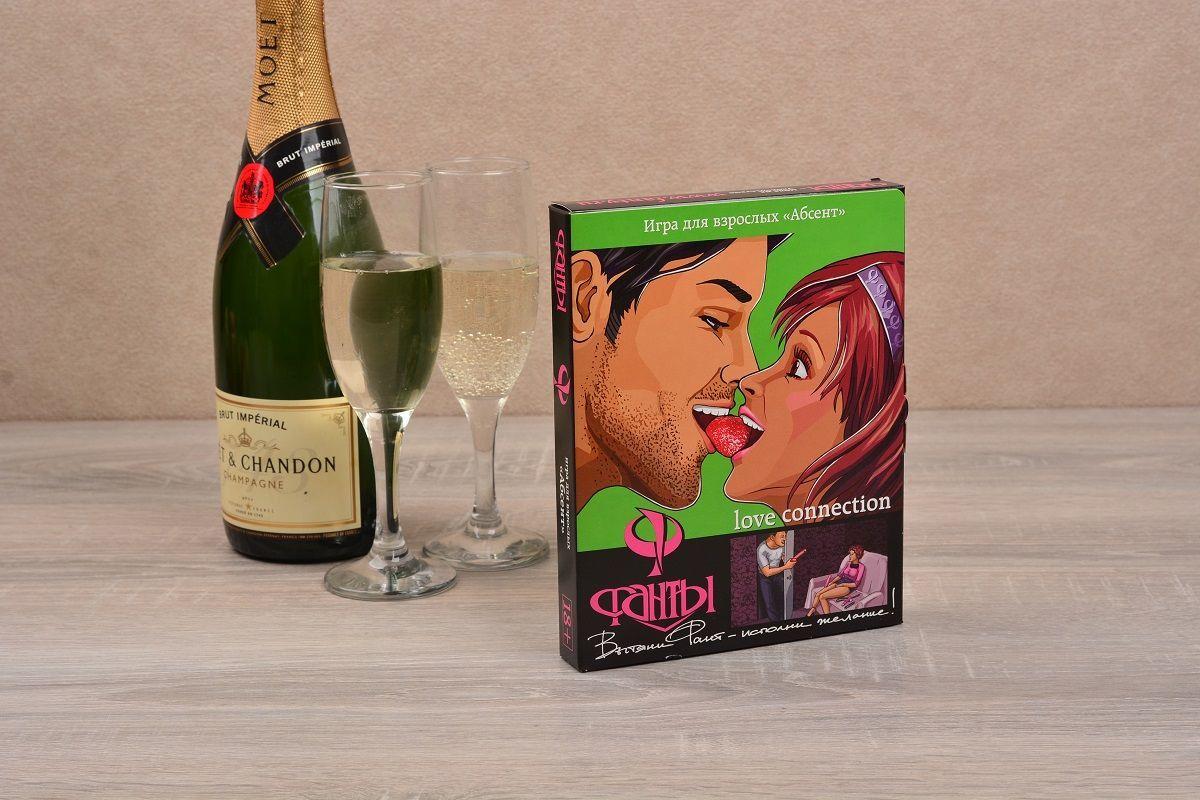 Эротические игры: Эротическая игра Фанты - Абсент (серия Рецепты страсти )
