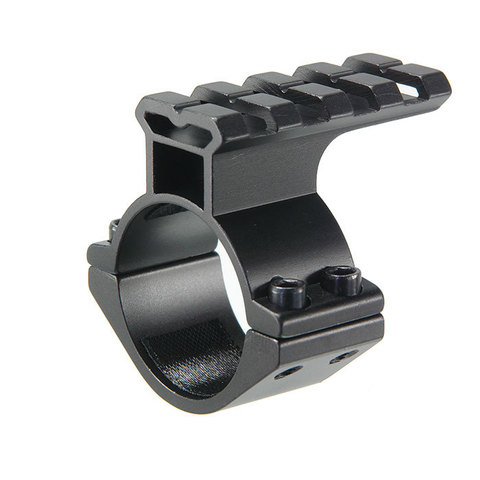Кольцо на прицел Veber 30 с планкой Weaver
