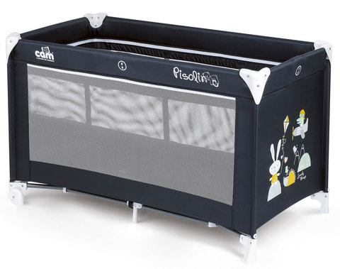 Детский манеж-кровать Cam Pisolino