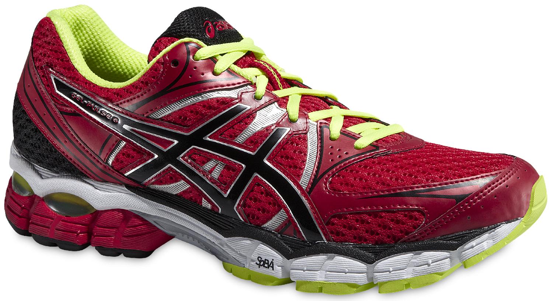 Мужские беговые кроссовки Asics Gel-Pulse 6 (T4A3N 2399) красные