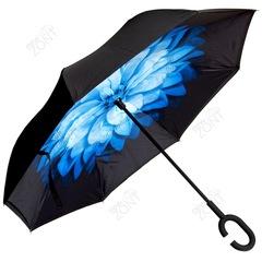 Антизонт синий цветок механический