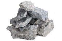 Камни для бани Талькохлорит колотый, 20 кг