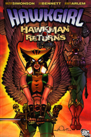 Hawkgirl: Hawkman Returns
