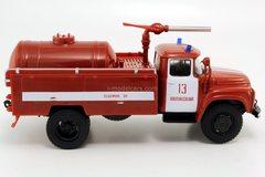 ZIL-130 AP-3 (130)-148A fire truck 1:43 DeAgostini Auto Legends USSR Trucks #46