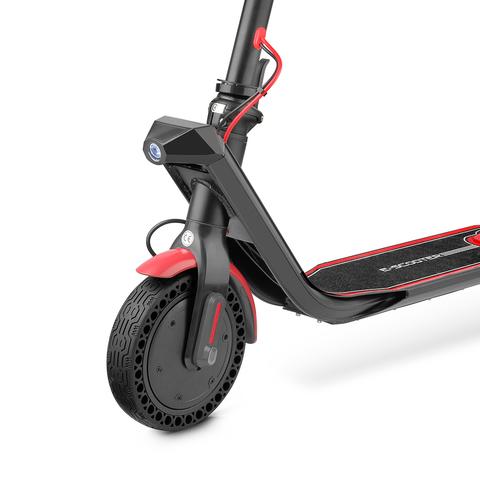Электросамокат EVO Blade T-Zero черный-красный