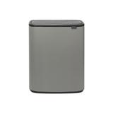 Мусорный бак Touch Bin Bo 60 л, артикул 223129, производитель - Brabantia