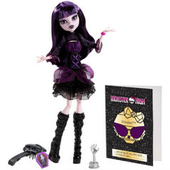 Mattel Monster High Элизабет