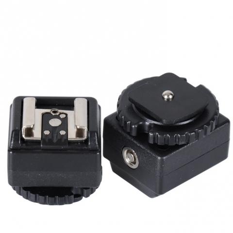 Адаптер на горячий башмак Fotokvant C-N2 NVF-8080
