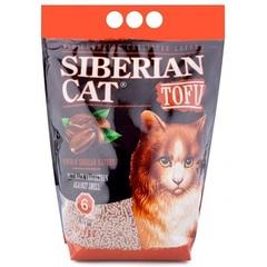 Наполнитель для кошек, Сибирская Кошка, Тофу Кофе