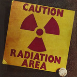 Area ‎/ Caution Radiation Area (LP+CD)