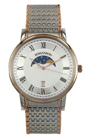 Купить Наручные часы Romanson TM1274FMJWH по доступной цене