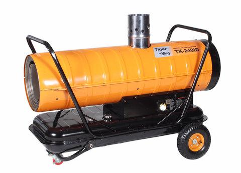 Жидкотопливный теплогенератор TK-240ID