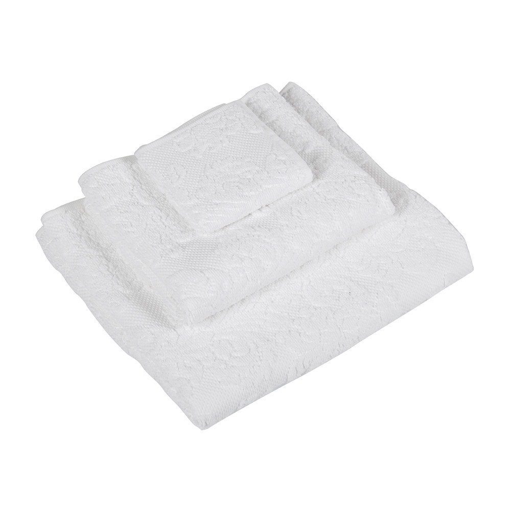 Полотенце 70х140 Hamam Patara белое