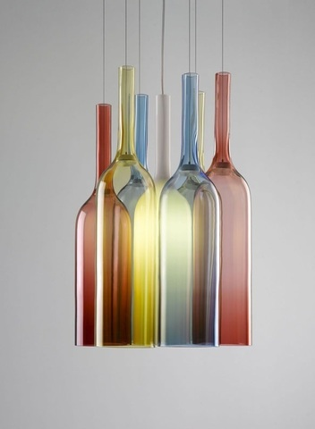 replica Jar RGB lighting by Arik Levy for Lasvit ( 6 )