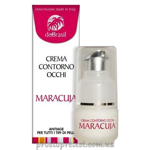 Dobrasil crema contorno occhi maracuja-Крем для кожи вокруг глаз от морщин с маслом маракуйи