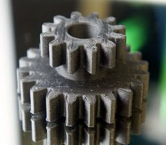 Пластик Filamentarno! PRO TOTAL CF-5 ударопрочный угленаполненный. 750 гр.