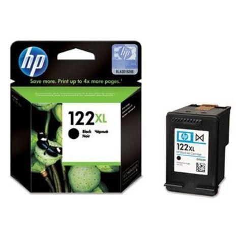 Картридж HP CH563HE №122XL черный увеличенной емкости для принтеров HP DeskJet 2050
