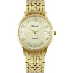 Мужские швейцарские часы Adriatica A1268.1121Q