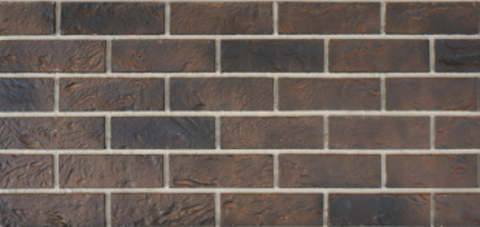 Фасадные панели Vox Solid Brick York кирпич коричневый 1000х420 мм