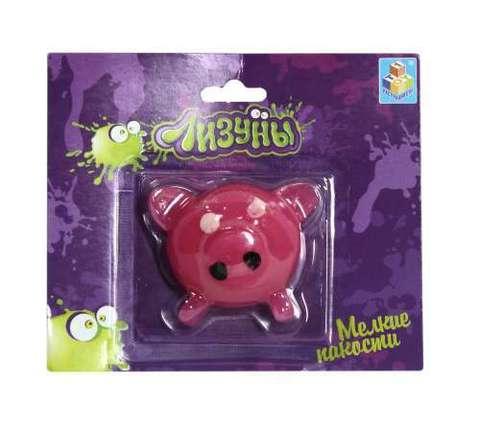 Лизун свинья 6,5х5,5 см