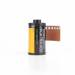 Цветная фотопленка Kodak Portra 400 135