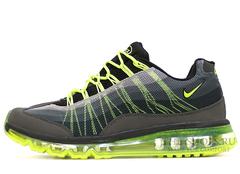 Кроссовки Мужские Nike Air Max 95 + Triple Grey Green